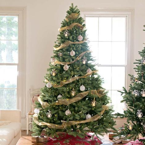 Kaemingk Everlands Xmas Artificial Christmas Spruce Pine Fir Tree Decoration