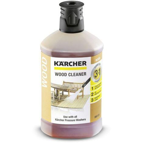 Kärcher 6.295-757.0 Holzreiniger 3-in-1, 1L