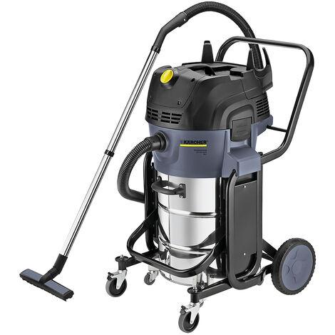 Kärcher Aspirateur eau et poussières - NT 55/2 Tact² Me copeaux - poids 42,3 kg