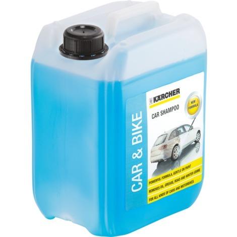 Kärcher Autoshampoo 6.295-360.0, Reinigungsmittel, 5 Liter