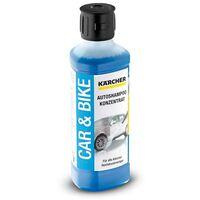 Kärcher Autoshampoo Konzentrat, 500 ml