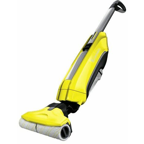 Kärcher Floor Cleaner FC 5 - Nettoyeur sol sans fil - Jaune - 450W
