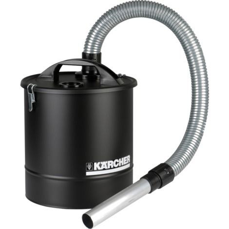 Kärcher Grobschmutz-/ Aschefilter Basic 2.863-139.0, Filter, schwarz