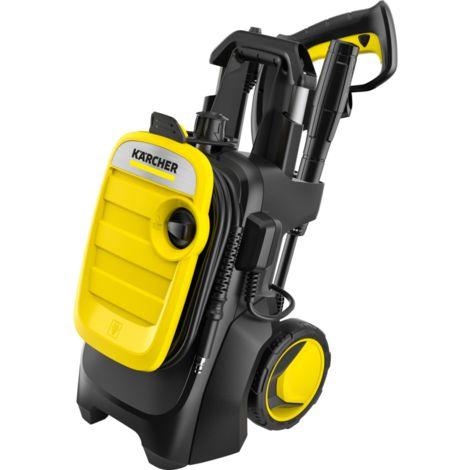 Kärcher Hochdruckreiniger K 5 Compact Home 1.630-753.0, gelb/schwarz, mit Flächenreiniger T 350
