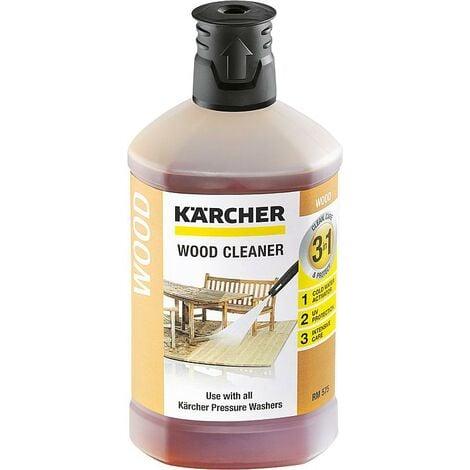 Kärcher Holzreiniger 3 in 1 1 Liter Reiniger Dampfstrahler
