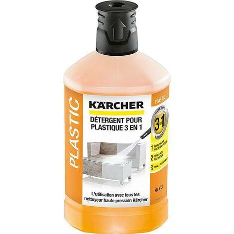 Kärcher Kunststoffreiniger 3 in 1 1 Liter Reiniger Dampfstrahler