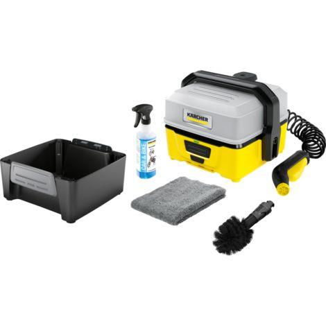 Kärcher Mobile Outdoor Cleaner 3 Bike Box 1.680-017.0, Niederdruckreiniger, gelb/schwarz