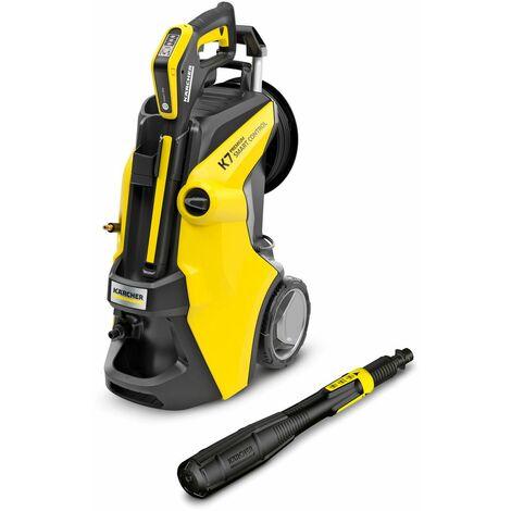 Kärcher Nettoyeur haute pression K 7 Premium Smart Control, Bluetooth, pistolet G 180 Q Smart Control - 1.317-230.0