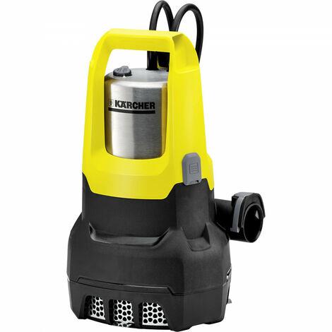 KÄRCHER Pompe d'évacuation eau chargée SP 7 Dirt - Inox - 850 W