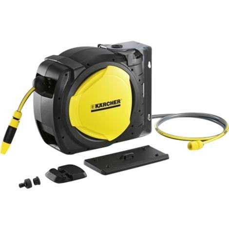 Kärcher Premium Schlauchbox CR 7.220 Automatic 2.645-218.0, Schlauch- Trommel, schwarz/gelb