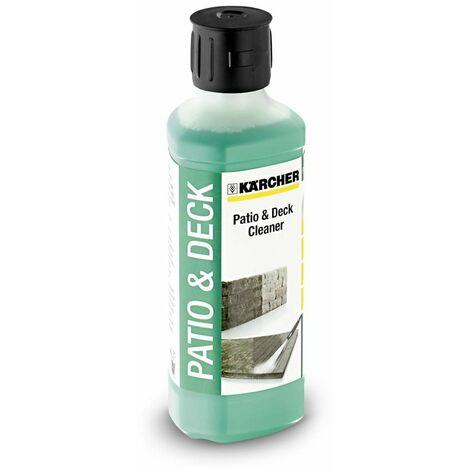 Kärcher Reinigungsmittel Patio & Deck Cleaner, 500 ml, Konzentrat