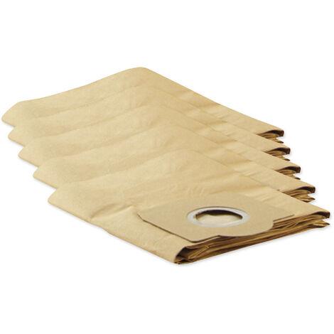 10x Sacs à poussière papier pour Kärcher 6.904-322.0