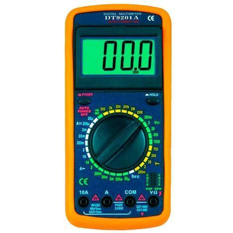 KAISE - Multímetro digital DT9201A