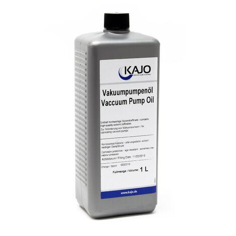 Kajo Huile universelle de pompe à vide pour pompes à palettes rotatoires 1000ml
