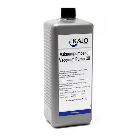 Kajo Universal Vacuum Pump Oil Aceite de vacío para bombas rotativas de paletas 1000ml