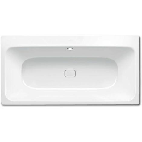 Kaldewei Asymmetric Duo 742, blanc 180x90cm, Coloris: Blanc, avec effet nacré - 274200013001