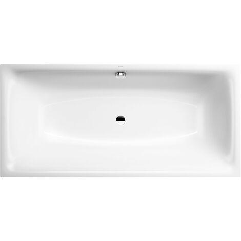 Kaldewei Baignoire Silenio 678, 190x90x43,5 cm, Coloris: Blanc, avec effet nacré - 267800013001