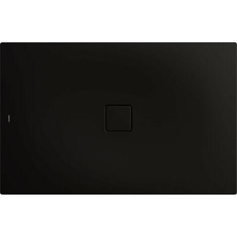 Kaldewei Conoflat 789-1 100x120cm, Coloris: Ancona marron mat avec effet nacré - 465900013714