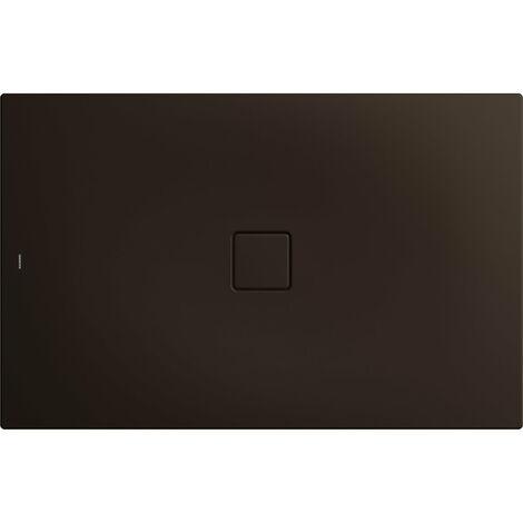 Kaldewei Conoflat 789-1 100x120cm, Coloris: Brun Woodberry Mat avec effet nacré - 465900013730