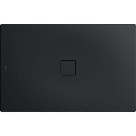 Kaldewei Conoflat 789-2 100x120cm avec support polystyrène, Coloris: Catana gris mat avec effet nacré - 465948043715