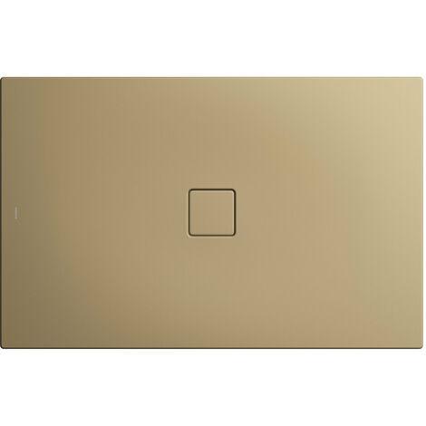 Kaldewei Conoflat 789-2 100x120cm con soporte de poliestireno, color: Blanco alpino mate con efecto perla - 465948043711