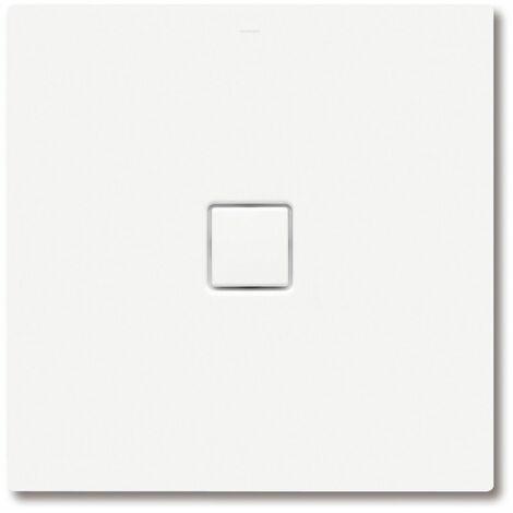 Kaldewei Conoflat 856-2 90x150cm avec support polystyrène, Coloris: City anthracite mat avec effet nacré - 467248043716