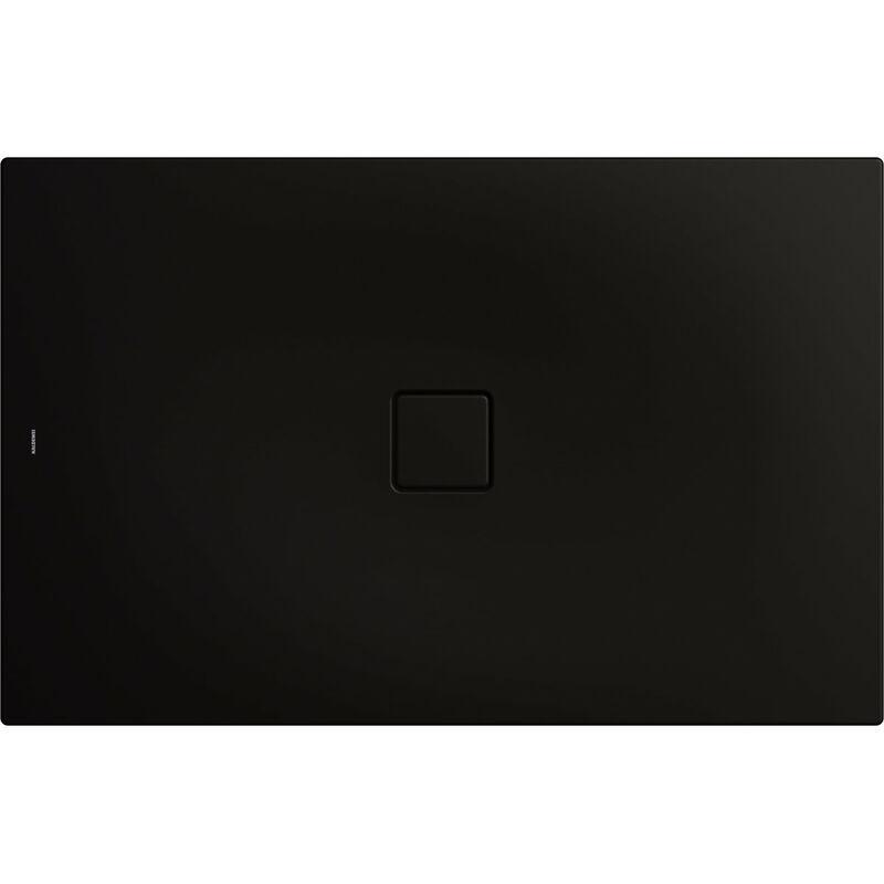 Kaldewei Conoflat 857-1 100x150cm, color: Ancona marrón mate con efecto perla - 467300013714