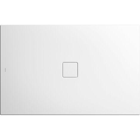 Kaldewei Conoflat 861-2 100x160cm avec support polystyrène, Coloris: Blanc - 467748040001