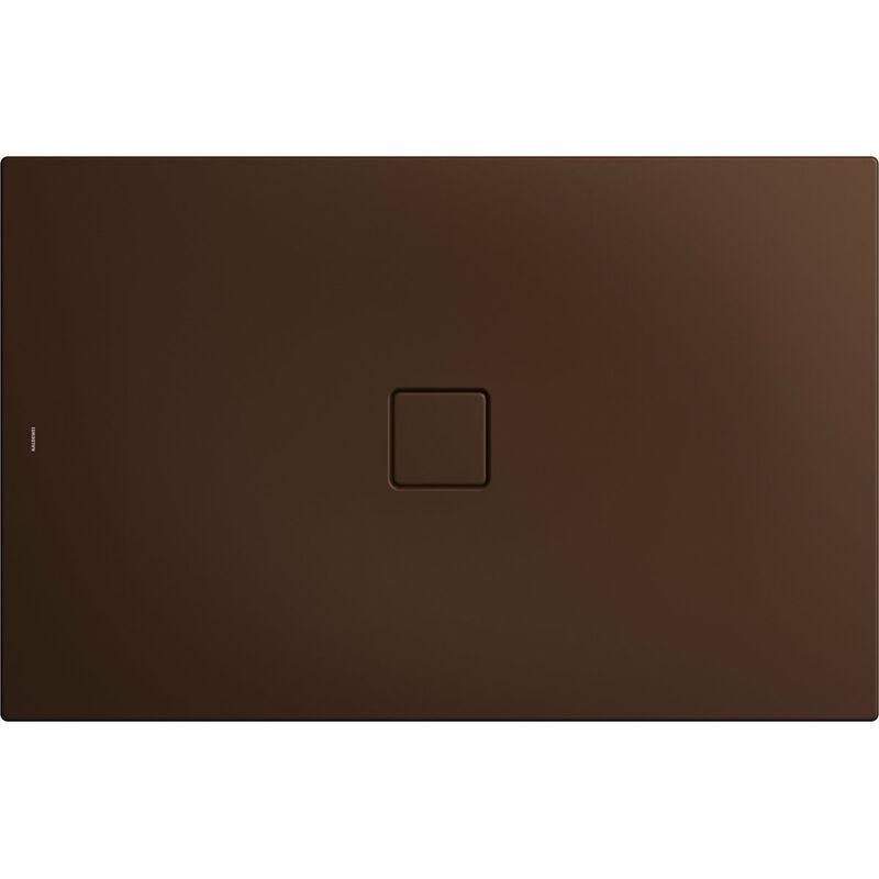 Conoflat 863-2 90x170cm con soporte de poliestireno, color: Arce Marrón Mate con efecto perla - 467948043731 - Kaldewei