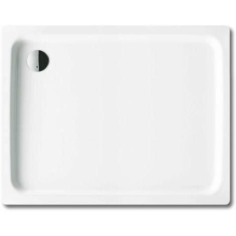 Kaldewei Plan de douche 547-2 70x90cm avec support en polystyrène, Coloris: Blanc, avec effet nacré - 442148043001