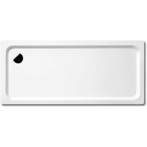 Kaldewei Plan de douche XXL 427-1 100x140cm, Coloris: Blanc, avec effet nacré - 432700013001