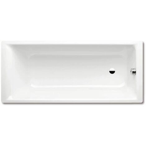 Kaldewei Puro 688 170x70cm avec trop-plein latéral, Coloris: Blanc, avec effet nacré - 258800013001
