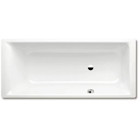 Kaldewei Puro 692 170x80cm con rebosadero lateral, color: Blanco, con efecto perla - 259200013001