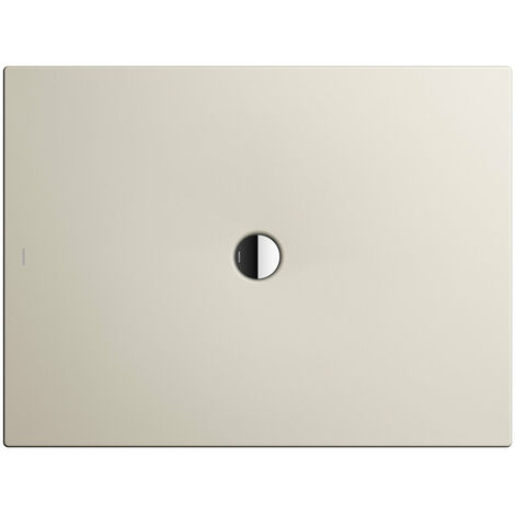 Kaldewei Receveur de douche Scona 918 90x120cm, Coloris: Crème de coquillage mat avec effet nacré - 491800013728