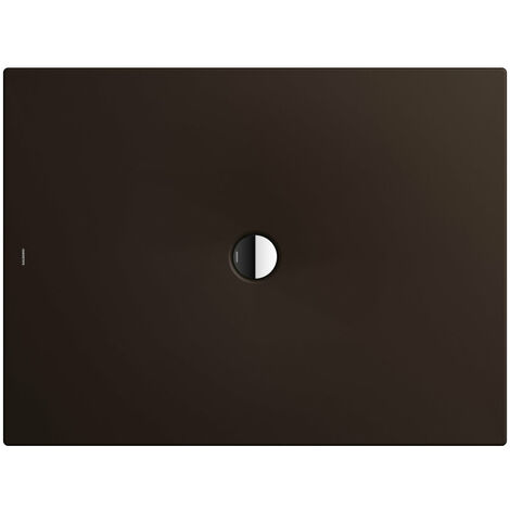 Kaldewei Receveur de douche Scona 965 70x120cm, Coloris: Brun Woodberry Mat avec effet nacré - 496500013730
