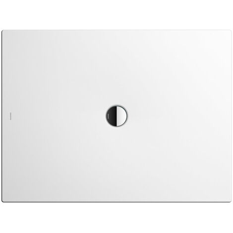 Kaldewei Receveur de douche Scona 967 100x120cm, Coloris: Blanc alpin mat avec effet nacré - 496700013711