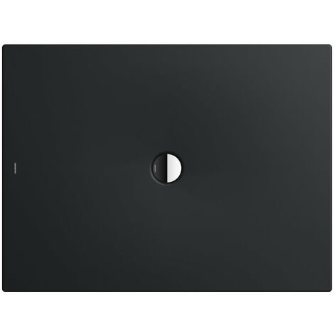 Kaldewei Receveur de douche Scona 967 100x120cm, Coloris: Catana Gris Mat - 496700010715