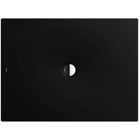 Kaldewei Receveur de douche Scona 967 100x120cm, Coloris: City anthracite mat avec effet nacré - 496700013716