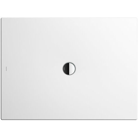 Kaldewei Receveur de douche Scona 967 100x120cm, Coloris: Gris Pasadena mat avec effet nacré - 496700013718