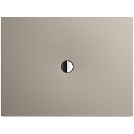 Kaldewei Receveur de douche Scona 983 90x150 cm, Coloris: Gris perle mat avec effet nacré - 498300013719