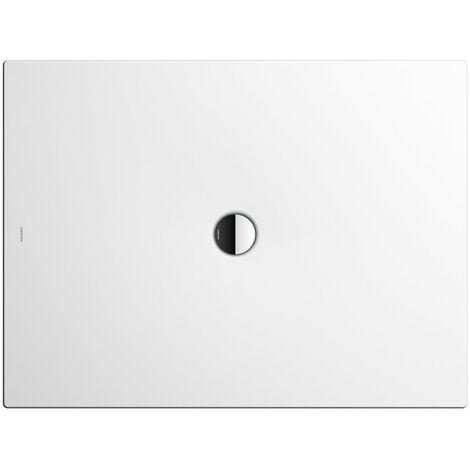 Kaldewei Receveur de douche Scona 989 100x160 cm, Coloris: Blanc alpin mat avec effet nacré - 498900013711