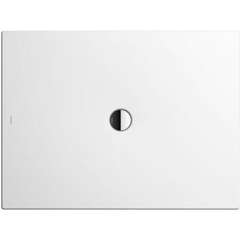 Kaldewei Receveur de douche Scona 989 100x160 cm, Coloris: Blanc, avec effet nacré - 498900013001