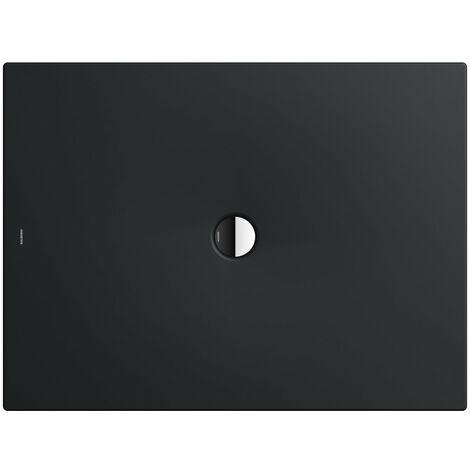 Kaldewei Receveur de douche Scona 989 100x160 cm, Coloris: Catana gris mat avec effet nacré - 498900013715