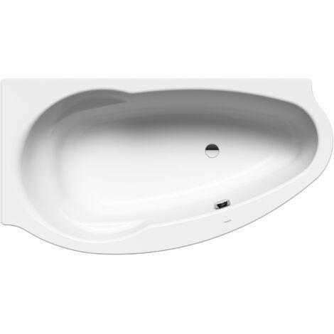 Kaldewei Studio droit 826-3 170x90cm 22224803, Coloris: Blanc, avec effet nacré - 222248033001
