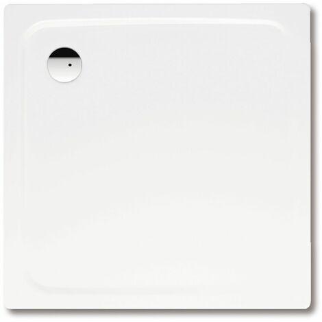 Kaldewei Superplan 407-1 100x120cm, Coloris: Blanc, avec effet nacré - 430700013001
