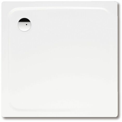 Kaldewei Superplan 407-2 100x120cm con soporte de poliestireno, color: Blanco alpino mate con efecto perla - 430748043711