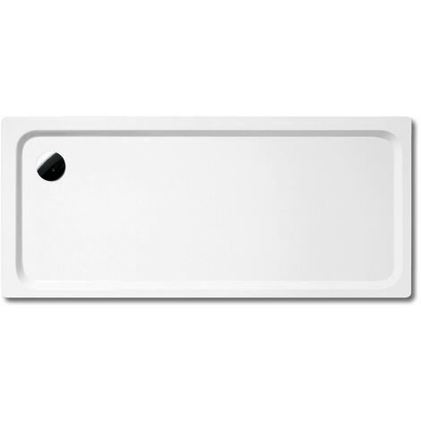 Kaldewei Superplan XXL 440-2 90x160cm avec support en polystyrène, Coloris: Blanc, avec effet nacré - 434048043001