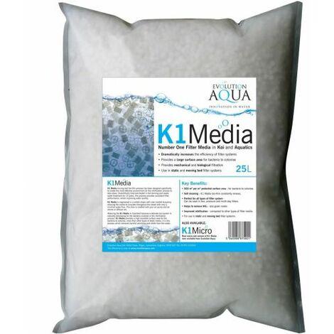 KALDNES K1 MEDIA - 25 LITRI