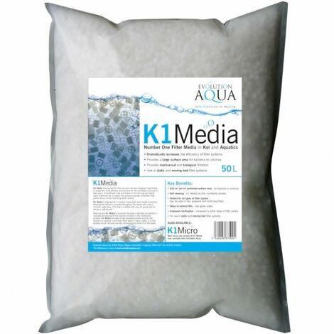 KALDNES K1 MEDIA - 50 LITRI