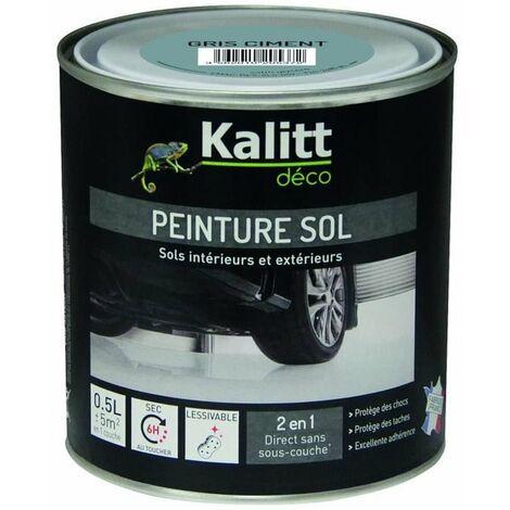 KALITT.SPE. SOL.GRIS CIMENT SATIN 0.5L